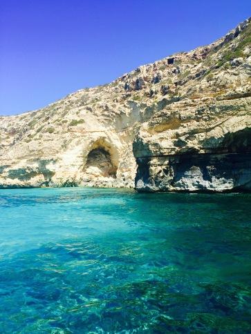 boat trip to Formentera