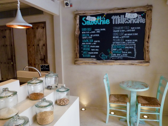 vivi's creamery in ibiza town